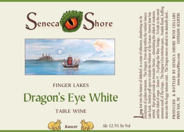 Dragon's Eye White