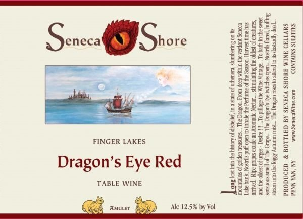 Dragon's Eye Red