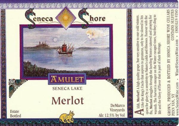 Merlot Label